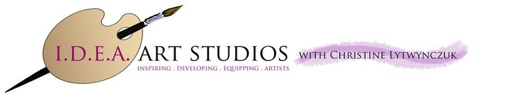 I.D.E.A Art Studios Inspiring, Developing, Equipping Artists
