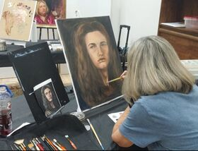 oil painting class tucson